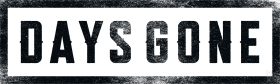 Days Gone Logo PNG