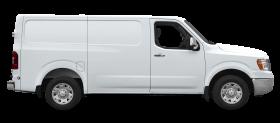 Delivery Van PNG