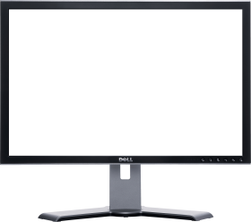 Dell Monitor PNG