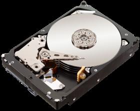 Desktop Hard Disk Drive PNG