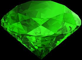 Diamond Emerald PNG
