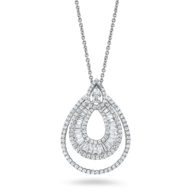Diamond Pendant PNG