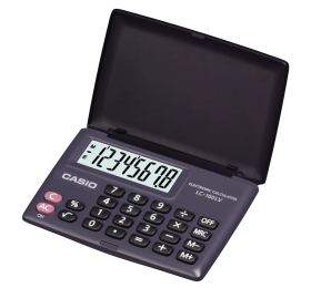 Digital Calculator PNG