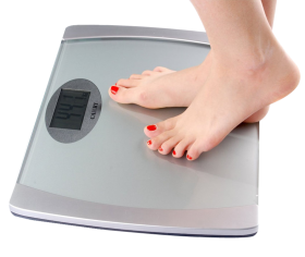 Digital Weighing Scale PNG