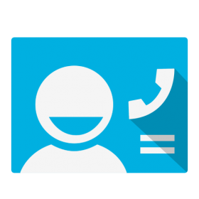 Direct Dial Icon Android Kitkat PNG