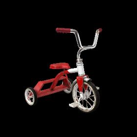 Dirty Vintage Tricycle PNG