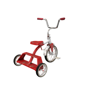 Dirty Vintage Tricycle PNG