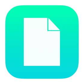 Documents Icon PNG