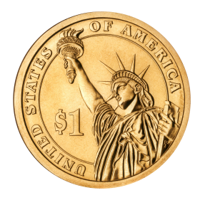 Dollar Coin PNG