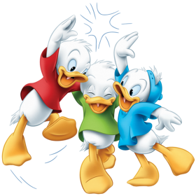 Donald Duck PNG