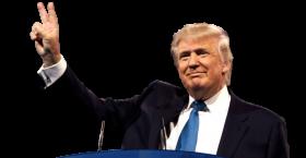 Donald Trump PNG