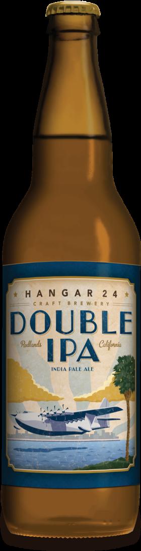 Double Ipa Bottle PNG