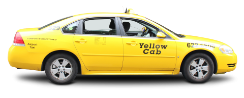 Download Taxi Cab PNG