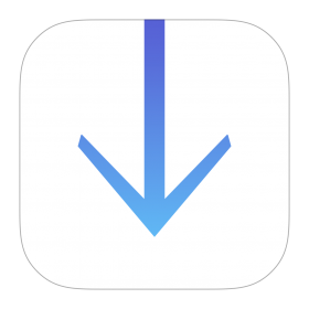 Downloads Icon PNG