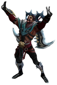 Draven From League Of Legends PNG