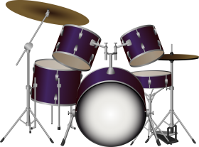 Drums Kit PNG
