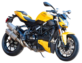 Ducati Streetfighter 848 PNG