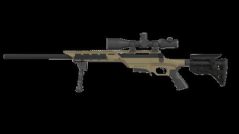 Dust Sniper PNG