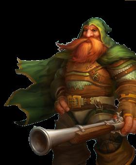 Dwarf PNG