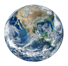 Earth Planet Globe World PNG
