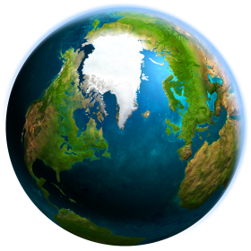 Earth PNG