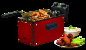 Electric Deep Fryer PNG
