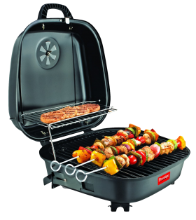 Electric Tandoor Barbeque Grill PNG