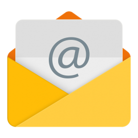 Email Icon Android Lollipop PNG