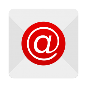Email Icon Galaxy S6 PNG