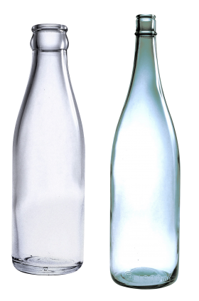 Empty Bottle PNG