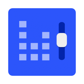Equalizer Icon Android Lollipop PNG