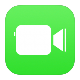 FaceTime Icon iOS 7 PNG