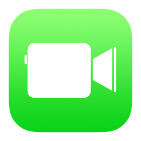 Facetime Icon PNG