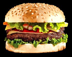 Fast Food Burger PNG
