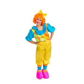 Female Clown's PNG