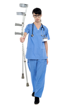 Female Doctor PNG