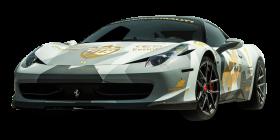 Ferrari 458 Italia Car PNG