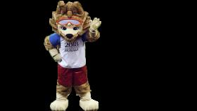 Fifa Mascot 2018 WM PNG