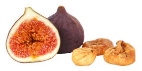 Fig Dried PNG