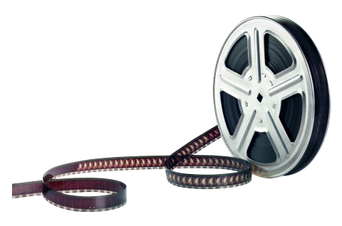 Film Reel PNG