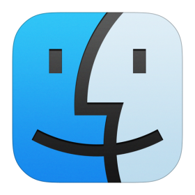 Finder Icon iOS 7 PNG