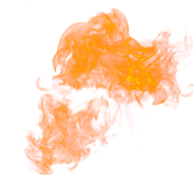 Hot Fire Flame  PNG