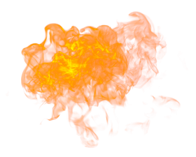 Big Fire Flaming PNG