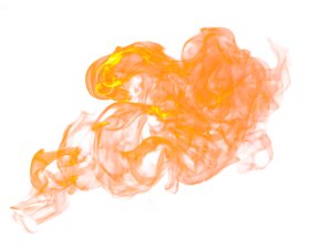 Flaming Fire Burn PNG