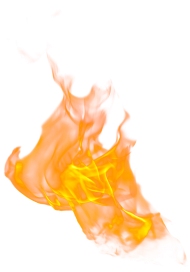 Fire Flame Burning Hot PNG