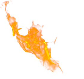 Fire Hot Flame  PNG