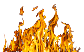 Fire Flame Blaze Ground PNG