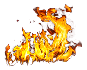 Fire Flame Big Blaze PNG