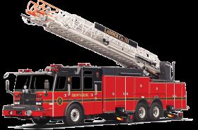 Fire Truck PNG