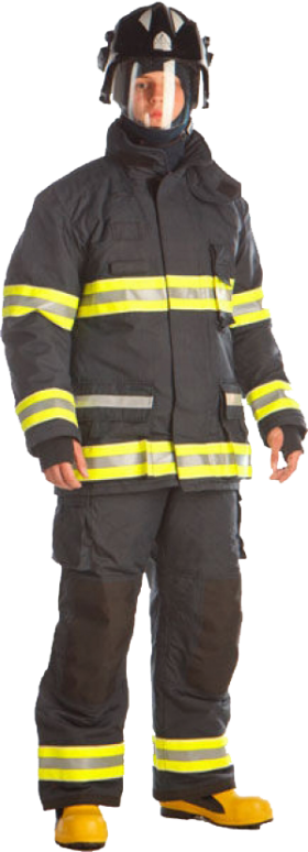 Firefighter PNG